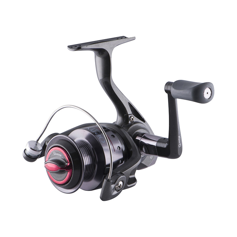 Quantum optix spinning reel roy 39 s bait and tackle outfitters for Quantum fishing reel