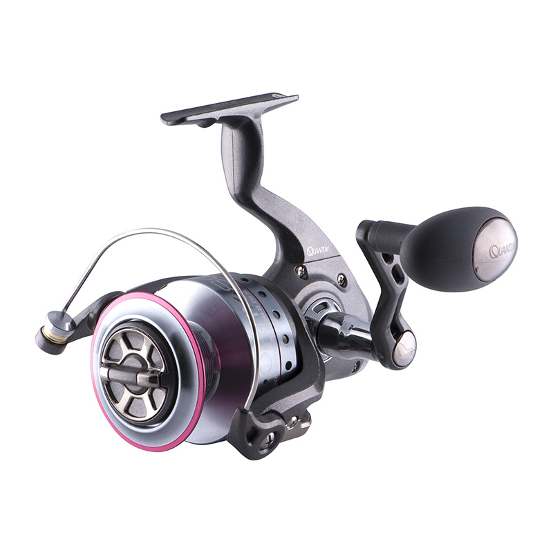 Quantum optix spinning reel roy 39 s bait and tackle outfitters for Quantum fishing rods