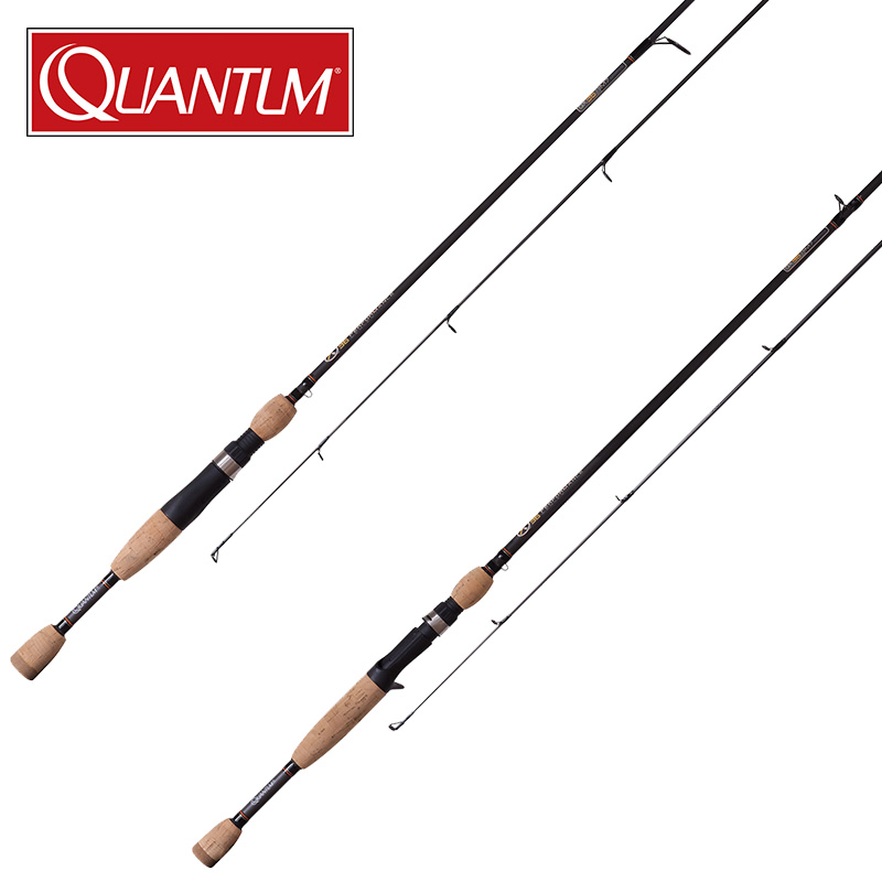 QUANTUM QX36 CASTING AND SPINNING RODS