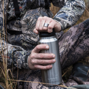 YETI RAMBLER BOTTLE TAKE IT HUNTING