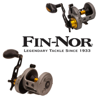 Fin-Nor Star Drag Reels