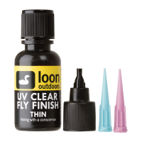 LOON OUTDOORS UV CLEAR FLY FINISH THIN