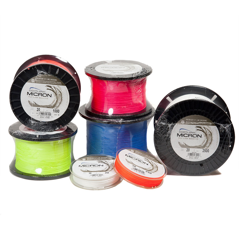 MICRON FLY LINE BACKING
