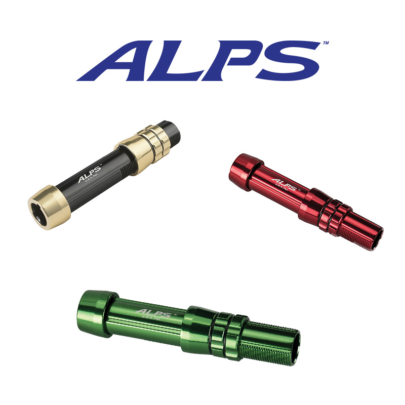 ALPS CENTRA-LOCK ALUMINUM REEL SEATS