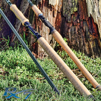 BATSON RAINSHADOW SALMON STEELHEAD RX7 ROD BLANKS