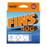 FINS 40G BRAID SUPERLINE