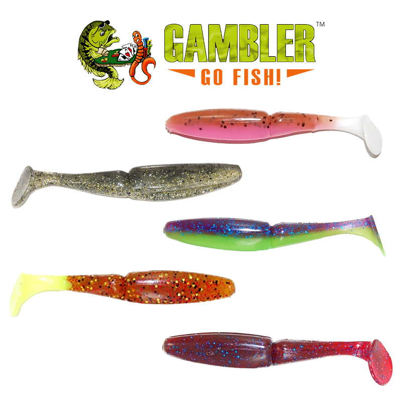 GAMBLER LURES THE LITTLE EZ