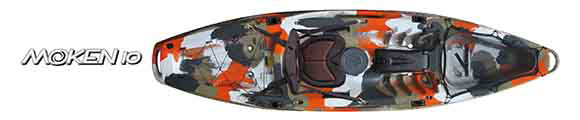 FEELFREE KAYAKS MOKEN10