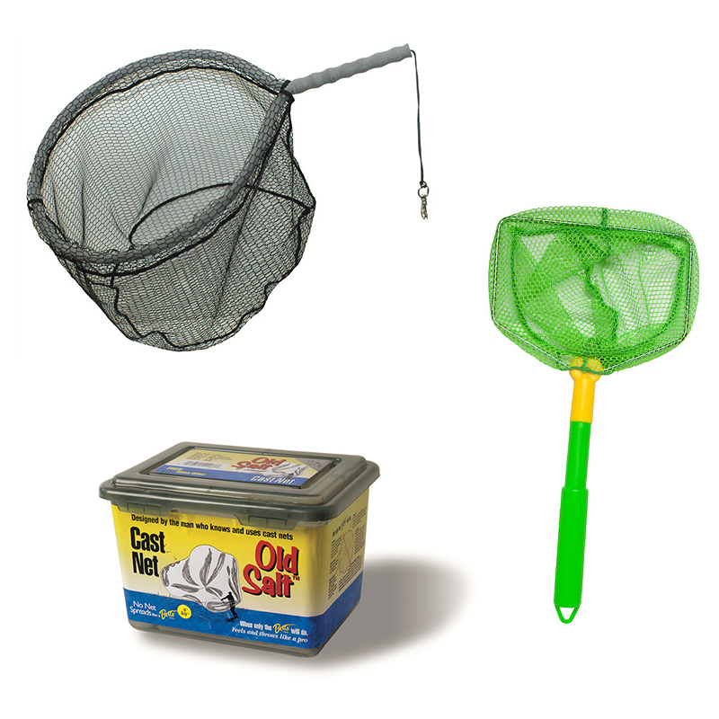 Nets roy 39 s bait and tackle outfitters for Roy s fishing supply