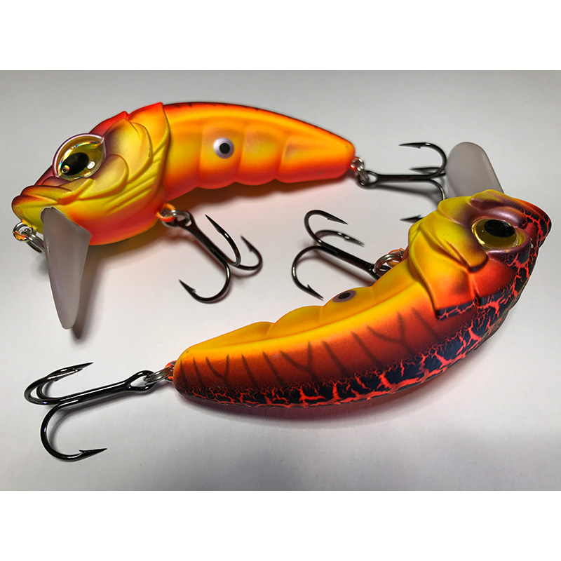 strikepro hunchback lures - roy's bait and tackle outfitters, Hard Baits