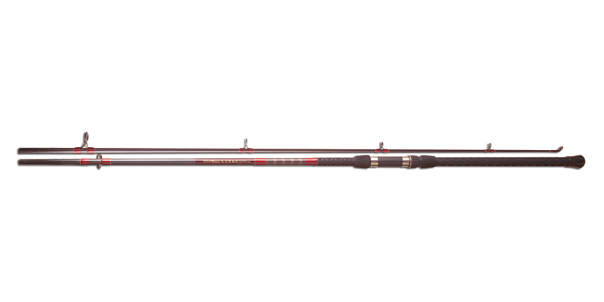 Tica surge surf spinning rods roy 39 s bait and tackle for Tica fishing rods