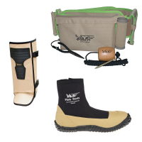 Wading Belts and Boots