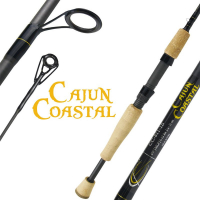 CAJUN CUSTOM RODS CAJUN COASTAL SPINNING RODS