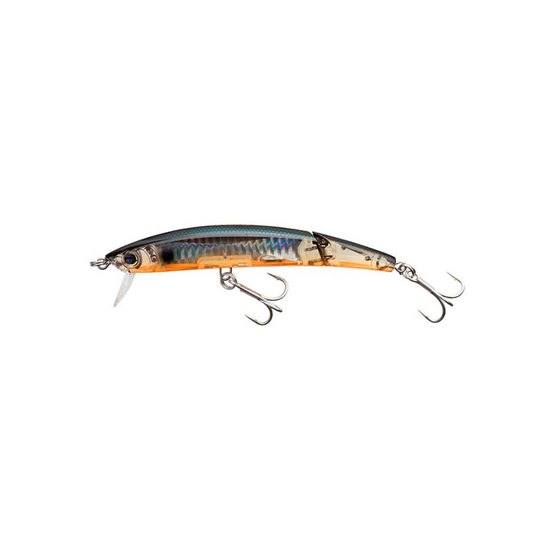 YO-ZURI CRYSTAL 3D JOINTED MINNOW F1152-GHGT TENNESSEE SHAD
