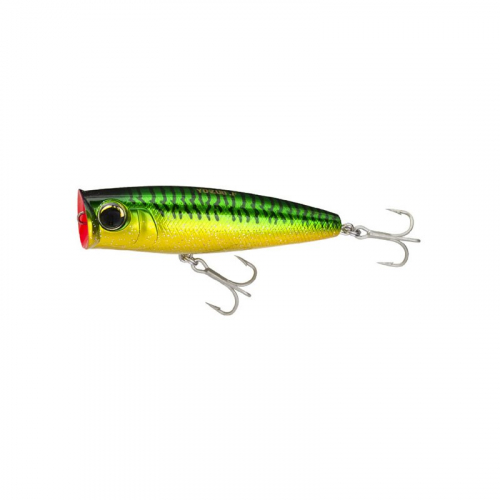YO-ZURI HYDRO POPPER R1151-GM GREEN MACKEREL