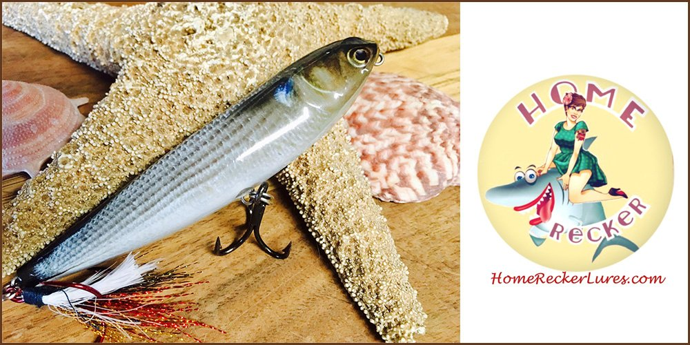 GIVEAWAY HOMERECKER LURES