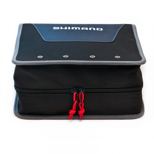 SHIMANO BARAJA TACKLE BINDER ZIPPER