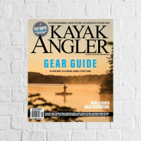 KAYAK ANGLER EARLY SUMMER 2017