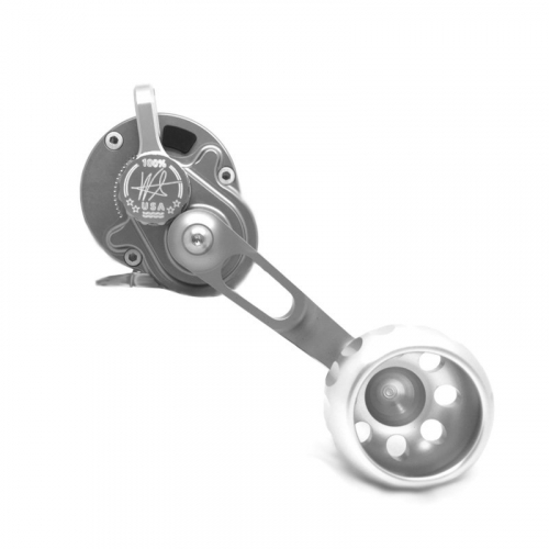 SEIGLER REELS SGN SMALL GAME NARROW SILVER