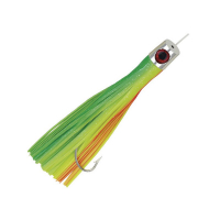 BOONE ALL EYE TROLLING LURES 60182 CHARTREUSE BRIGHT GREEN