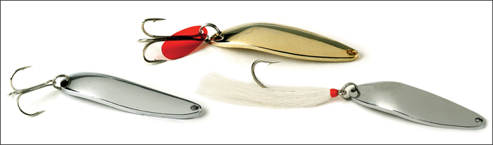 Sea striker spoons roy 39 s bait and tackle outfitters for Fishing spoon blanks